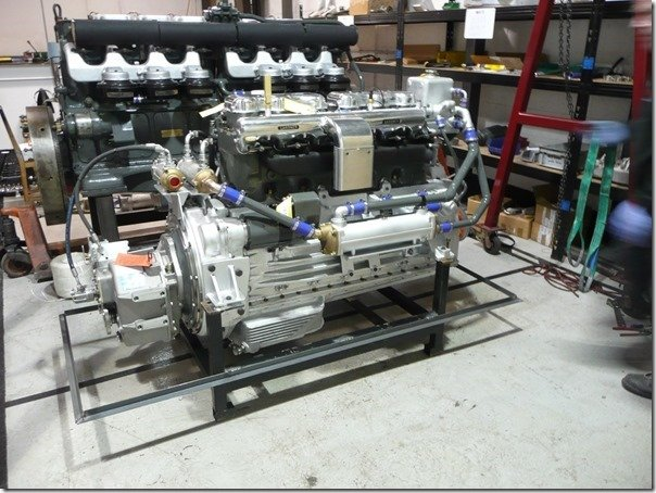 Gardner 6LXB restored GMD2