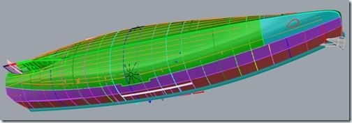 Hull plating thickness